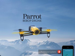 Bebop parrot con cell