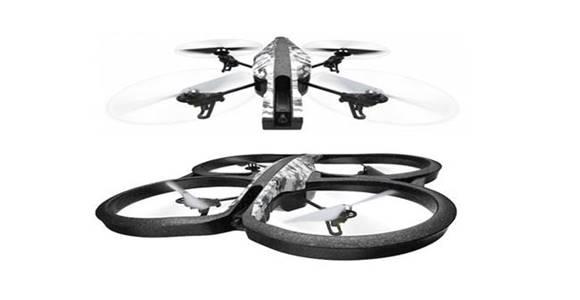 Drone_d'aria_Parrot_AR2.0